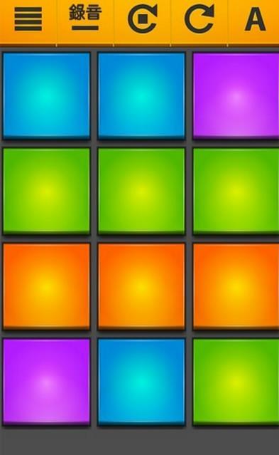 电鼓垫24安卓汉化版(属于自己的音乐节奏) v2.3.1 手机版