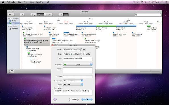 caliander苹果电脑版界面图片