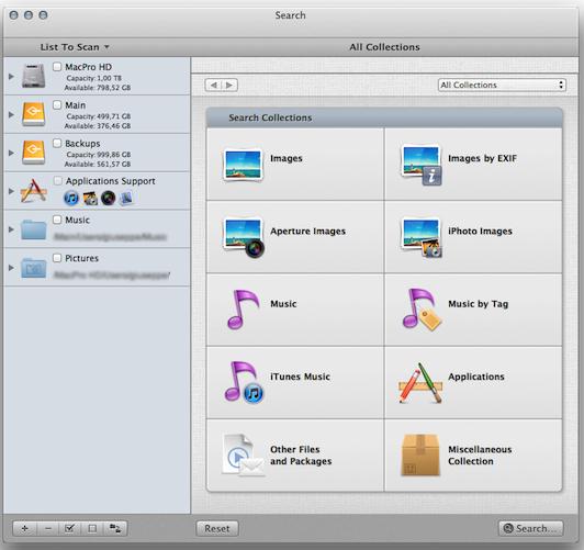 DupeZap plus Mac版特色
