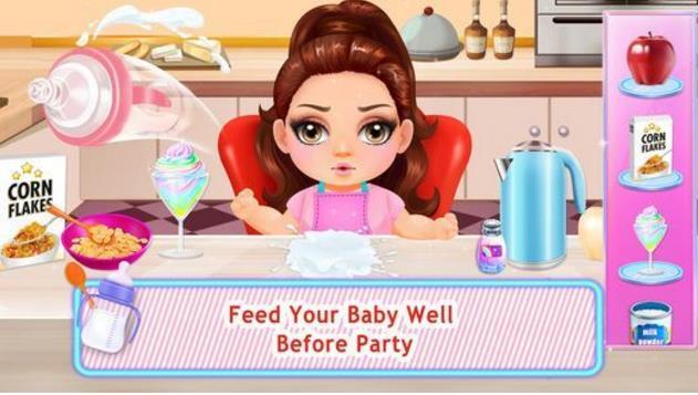 但是很可爱的哦~把你的明星宝宝打扮的漂漂亮亮去参加派对吧~明星宝贝