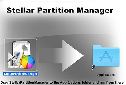Partition Manager for Mac