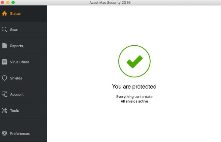 avast security mac版