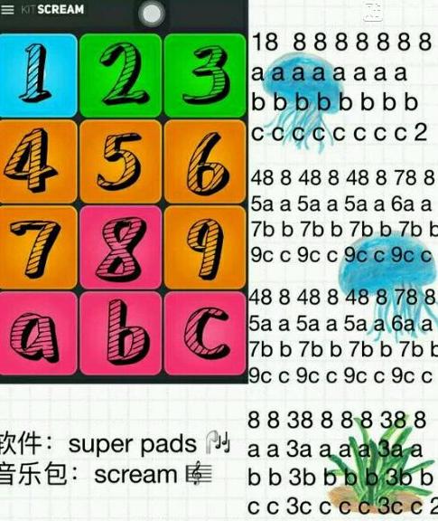 perpads数字谱子电脑版下载 音乐曲谱 v1.0 官方最新版