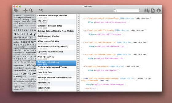 cocoabox苹果电脑版界面图片