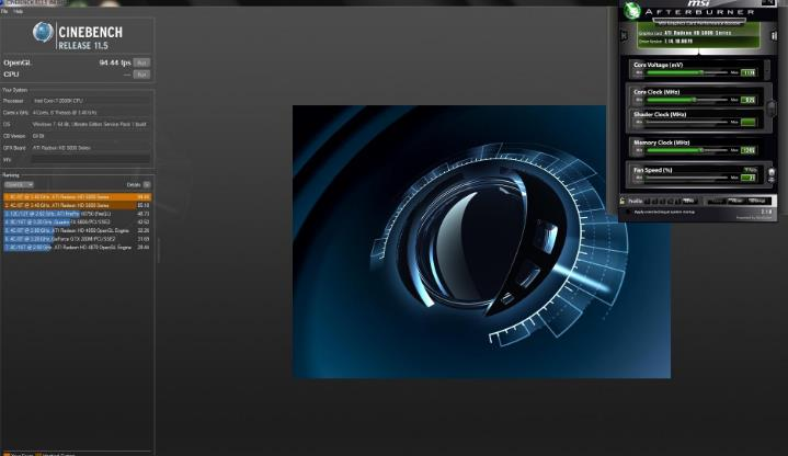 cinebench osx苹果电脑版下载(系统性能测试工具) v