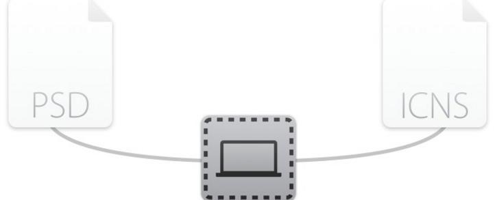 创建图标Apple关注:iPhone,iPad和Mac上使用图标转换器,你现在必须转换成四种不同的格式的选项。在Mac ICNS格式允许您自定义您的Mac应用程序和文件夹的图标。 MAC PNG格式可用于创建调整大小的PNG图标Xcode的图像资源的文件夹。同样,iOS的PNG格式允许创建PNG图标的iOS应用程序(包括@用于iPhone6+资产的3倍)。随着图标转换3.