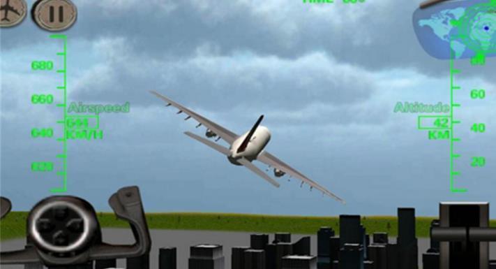 首页 安卓下载 安卓游戏 动作射击 > 3d飞机飞行模拟器安卓版下载
