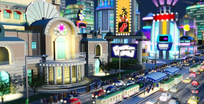 SimCity BuildIt无限金币版截图