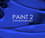 15个高品质油漆纹理笔刷