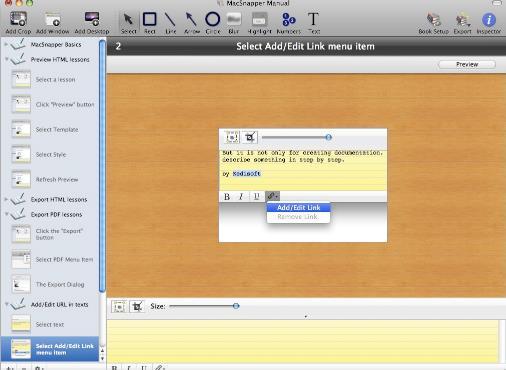 macsnapper苹果电脑版界面图片