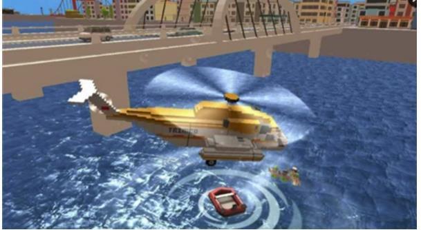 城市中,有很多人出现了危险,而作为直升机驾驶员,拯救他们是你义不容辞的责任!块状直升机SOS救援手机版是非常好玩的模拟驾驶类游戏,在游戏中,我们需要需要模拟驾驶方块直升机,面对各种SOS任务!出色的完成且不断闯关!非常不错的游戏,对块状直升机SOS救援手机版感兴趣的朋友千万不要错过哦!
