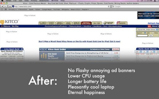 FlashFrozen Mac版