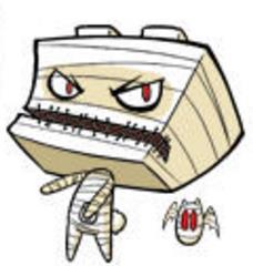 表情兔qq表情下载(可爱的水印方块兔)无豆腐豆腐包图的吹牛图片