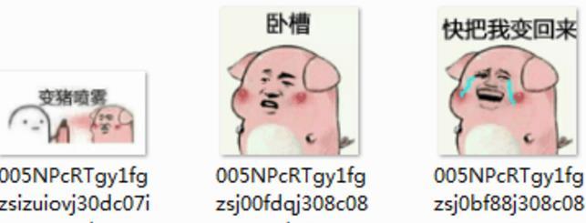 变猪喷雾表情包免费版(被喷到的人都会变成猪) 最新版