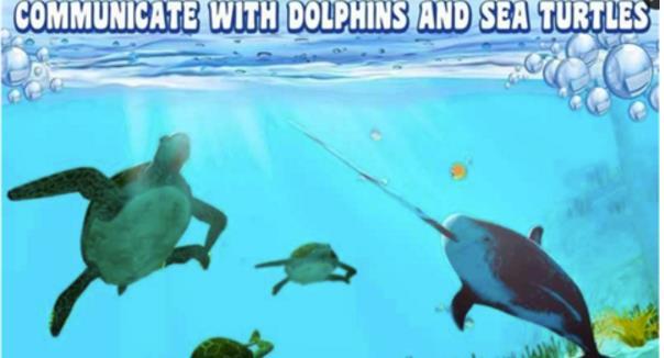 深海鱼模拟3d安卓版(模拟类生存游戏) v1.0 最新版