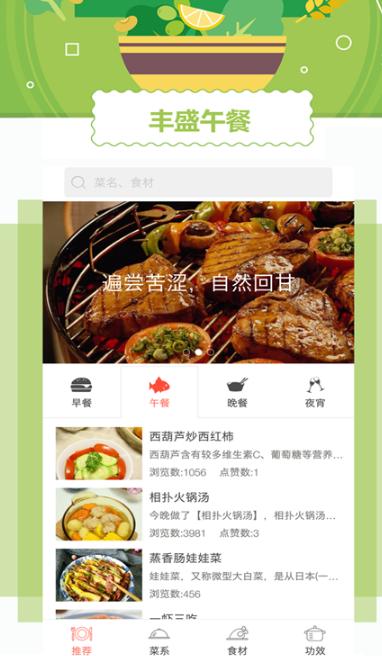 外婆菜谱安卓版(海量家常菜) v1.1.0 手机版