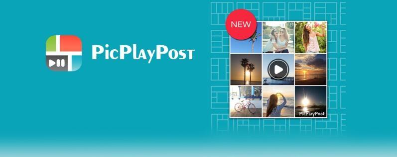 picplaypost图片视频编辑软件下载