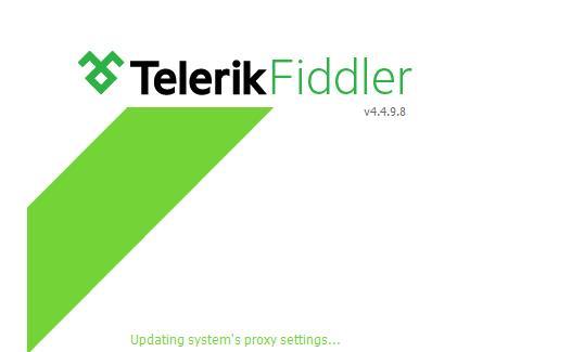 fiddler4微信抓包教程