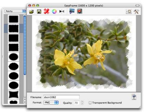 easyframe for mac下载(相册边框模板) v2.4.3 免费版