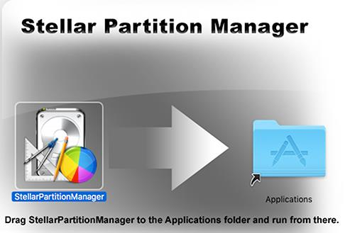 Partition Manager Mac版界面