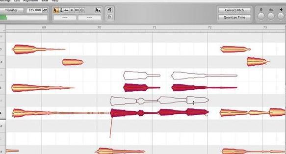 Celemony Melodyne Studio Edition Mac版
