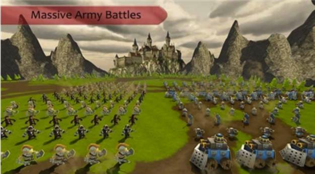 史诗级战争模拟器安卓版下载(策略类塔防游戏