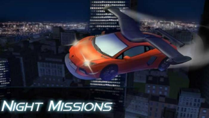 飞行运动跑车手机正式版
