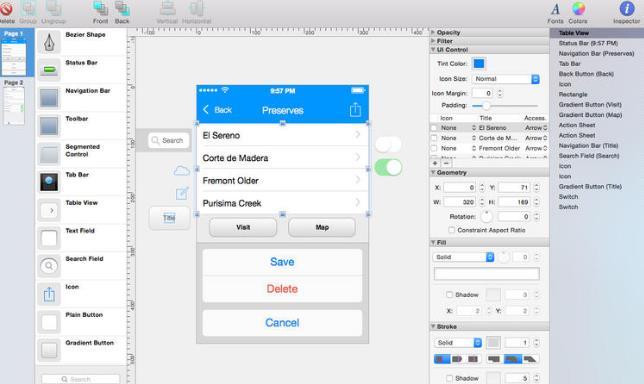 mocks苹果电脑版 (ui原型设计工具) v2.6.8 最新完美版
