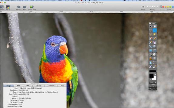 GraphicConverter苹果电脑版