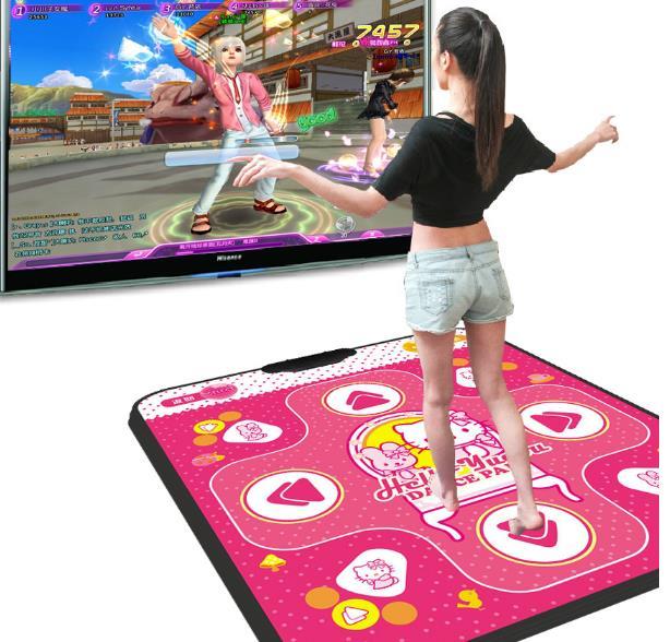 爱舞跳舞毯游戏程序官方版下载(自动更新舞曲