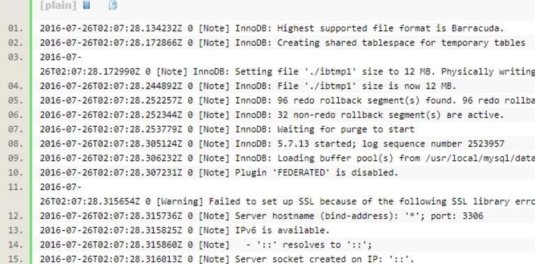 linux mysql 32位安装程序下载(编程数据库程序