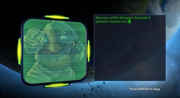 银河系大战PC版截图
