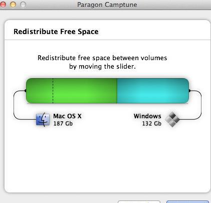 Camptune X Mac中文版界面