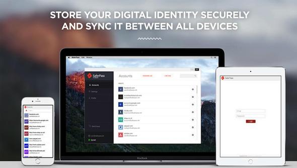 SaferPass Password Manager Mac版特色