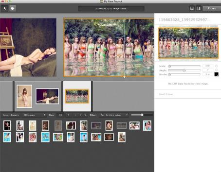 smartalbums苹果电脑版界面图片