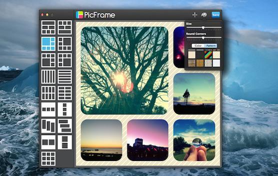 日常p图可是不少用户们喜欢做的事情,那么最新的p图方法就在这款PicFrame苹果电脑版的图像处理工具中为广大mac用户们呈现着哦,用户们可以在这款PicFrame苹果电脑版中体验到图片拼贴排版等多种特效功能的设计哦,添加边框,调整背景虚化等等都可以轻松实现哦,一起来感受下吧。