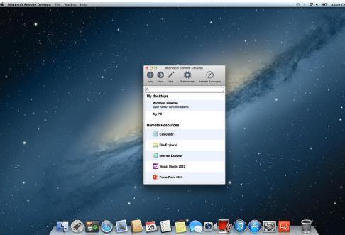 Microsoft Remote Desktop for Mac下载