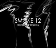 15款Photoshop烟雾笔刷