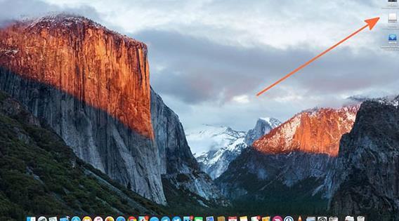 mac电脑桌面风景