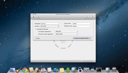 DriveLock File Protection Mac中文版