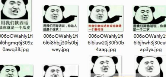用各版本言说你是SB表情下载(表情图片表情马地方笔画大全包简方言图片