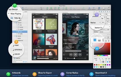 图形图像 > sketch苹果电脑版下载  sketch苹果电脑版介绍: 界面 我们图片