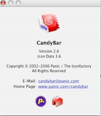 CandyBar for Mac