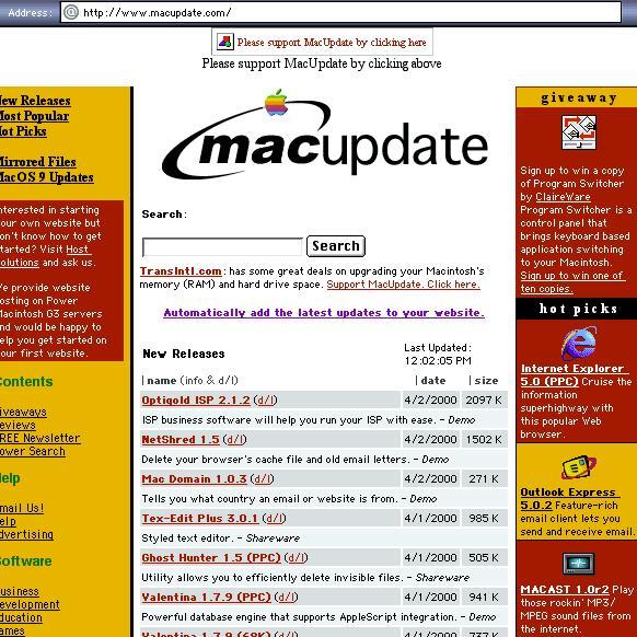 Internet Explorer苹果电脑版