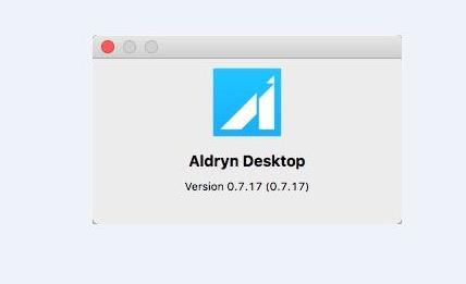 Aldryn Desktop mac版界面