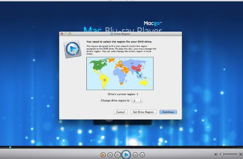 蓝光DVD播放器 Mac版