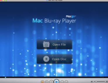 藍光DVD播放器 Mac版特色