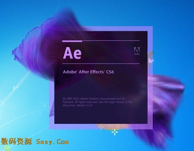 ae cs6中文汉化补丁包