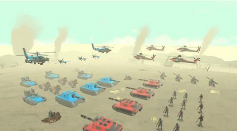 陆军战争模拟器无限钻石版下载(模拟射击游戏