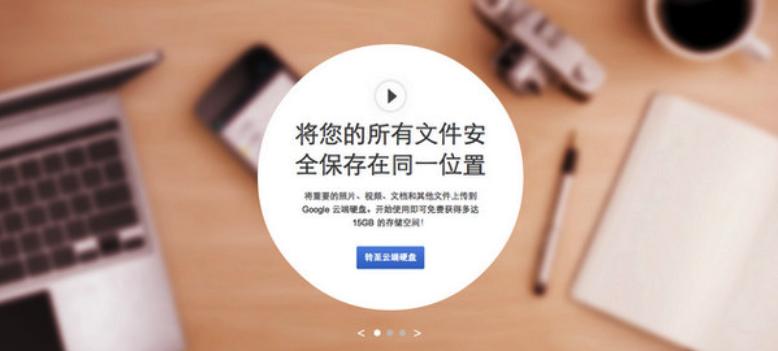 Google Drive Mac版特色